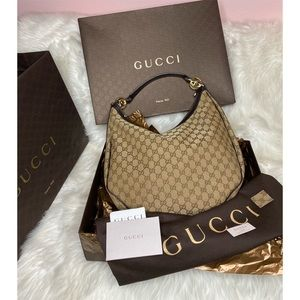 Large big size💯 Authentic Gucci  Monogram …